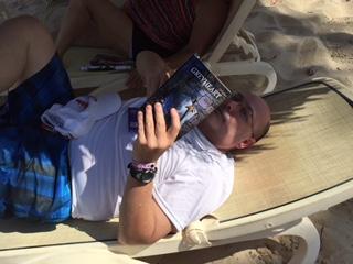 Tio reading Grayheart